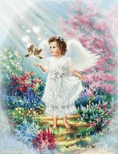 Dona Gelsinger - An Angel's Guidance Angel Images, Angel Pictures, Baby Engel, Engel Tattoo, Angel Wallpaper, I Believe In Angels, Angel Guidance, Angels Among Us, Angels In Heaven