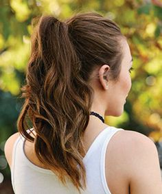 Incredible High Pony Long Hairstyles 2020 to Steal from Celebrities Latest Hairstyles, Hair Trends, New Hair, Pony, Hair Cuts, The Incredibles, Long Hair Styles, Celebrities, Pretty