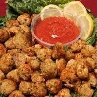 Spicy Crab balls are an Eastern Shore Tradition they make a perfect appetizer or finger food for holidays, or a football party.