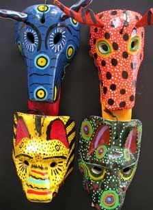 guatemalan mask - Buscar con Google