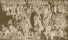 Oseberg Tapestry.