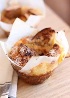 Individual Bread and Butter Puddings with Caramelised Fig Jam - Recipes - Desserts and sweet treats | Beerenberg