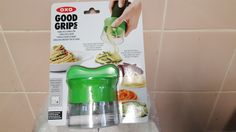 Raising The Rainbows: Oxo Spiralizer Review