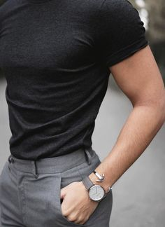 men's fashion and style inspiration for men's business suits Formal Men Outfit, Outfits Casual, Stylish Mens Outfits, Mode Outfits, Men Casual, Stylish Clothes, Simple Outfits, Trendy Mens Fashion, Suit Fashion