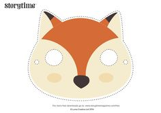 Download our free character masks for story role-play and acting out Issue 23's Fantastic Fox fairy tale! For more free downloads visit: http://www.storytimemagazine.com/free