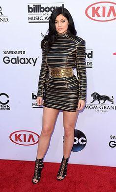Kylie Jenner, Billboard Awards 2015 Red Carpet Photos