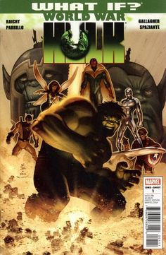 What if the heroes lost World War Hulk? What if Thor participated in World War Hulk? Find out here in these two world-changing WHAT IF? Hulk 1, Hulk Marvel, Marvel Comics, Avengers, World War Hulk, Marvel Characters, Fictional Characters, Iron Man Tony Stark, Marvel Series