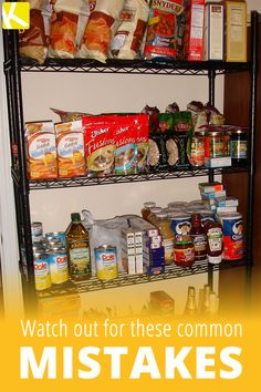 Straightforward Survival Pantry Stockpile Organization For Outlasting A Disaster! News On Clear-Cut Prepping A Pantry Solutions - Prep Step Emergency Preparation, Emergency Preparedness, Emergency Supplies, Emergency Food, Saving Ideas, Money Saving Tips, Couponing For Beginners, Coupon Stockpile, Extreme Couponing