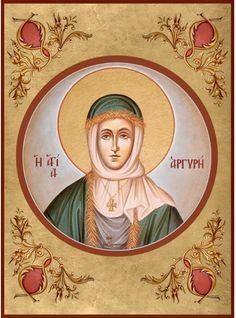 Saint A, Orthodox Icons, Ikon, April 5th, Princess Zelda, Female, Crosses, Fictional Characters, Art