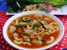 z cukrem pudrem: zupa Minestrone Dinner, Ethnic Recipes, Food, Meal, Suppers, Eten, Meals