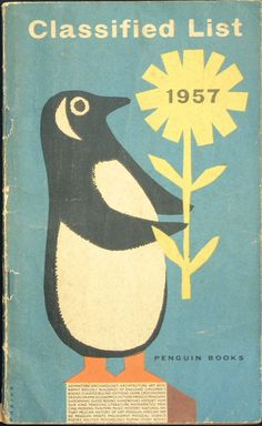 Penguin Books Classified List, 1957.