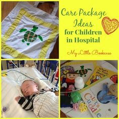Care Package Ideas for Children in Hospital