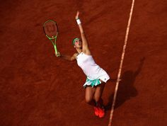 Jelena Ostapenko, French Open Champion 2017 at Roland Garros