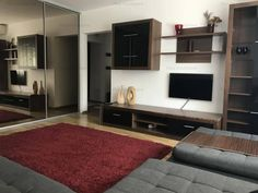 Inchiriere apartament 3 camere, Brancoveanu, Bucuresti Imobilul are o suprafata utila de 80 mp este decomandat, amplasat in bloc construit in anul 1980 Places To Rent, 1980, Entryway, Furniture, Home Decor, Entrance, Decoration Home, Room Decor, Mudroom