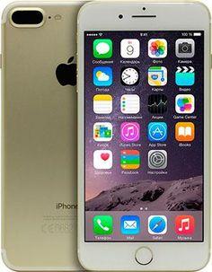 Apple iPhone 7 Plus 32 Gb золотистый (MNQP2RU/A)  — 62900 руб. —