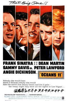 1960 - La cuadrilla de los once (Ocean's Eleven (Ocean's 11)) - Lewis Milestone