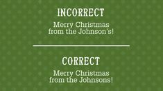 5 Widespread Christmas Card Grammar Errors to Keep away from: Watch the place you set these apo.... >>> Learn even more at the image