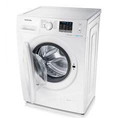 SAMSUNG - Lave linge frontal - - 1200 trs / min - A++ - Faible profondeur 40 cm - Achat / Vente lave-linge - Cdiscount Moving House, Tambour, Washing Machine, Home Appliances, Modern, Reuse, Ads, Shopping, Television Set