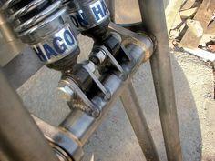 Springer / Grider plans or info - 100% Biker & Trike Magazine Forums