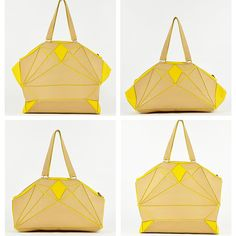 Bold & Convertible: Amazing Bags from Lara Kazis