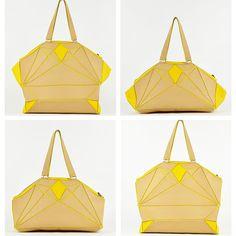 Bold & Convertible: Amazing Bags from Lara Kazis