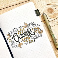 Enjoy bullet journal this season with this ultimate guide! Choose from several bullet journal fall theme ideas, layouts, spreads and more! Bullet Journal Designs, Bullet Journal Disney, Creating A Bullet Journal, Bullet Journal For Beginners, Bullet Journal Cover Ideas, Bullet Journal 2020, Bullet Journal Notebook, Bullet Journal Aesthetic, Bullet Journal Layout