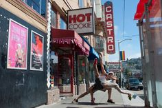 See this image of San Francisco - Brendan Barthel and Victor Talledos in Jordan Matter's upcoming book: Dancers Among Us - in bookstores this fall!