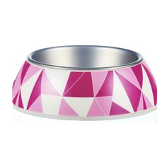 New Gummi Meow Cat Bowl Pink At All Costs Pet Supplies