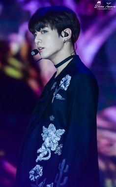 Jungkook ❤ BTS at MAMA 2016 (161202) #BTS #방탄소년단