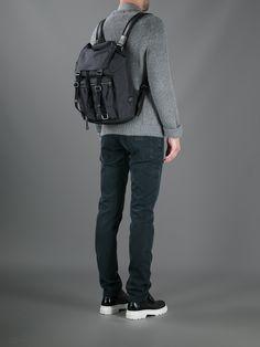 DOLCE & GABBANA - utility backpack 8