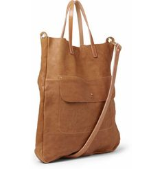 Ally Capellino Jarvis Leather Tote Bag