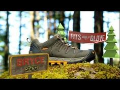 KEEN Bryce WP #hiking boots available for women and men