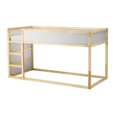 This Ikea Kura bed I want to buy and 'pimp' it. Cama Ikea Kura, Cama Murphy Ikea, Camas Murphy, High Beds, Murphy Bed Plans, Murphy Beds, Bed Tent, Bed Slats, Childrens Beds