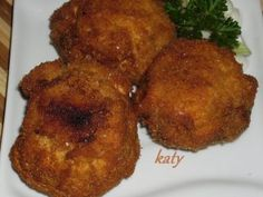 Plněné žampióny od babičky Tandoori Chicken, Stuffed Mushrooms, Meat, Breakfast, Ethnic Recipes, Food, Stuff Mushrooms, Morning Coffee, Essen
