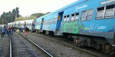 CRÓNICA FERROVIARIA: El descarrilamiento ferroviario de todos los días