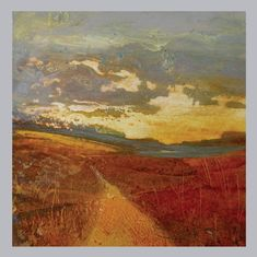 Excited to share the latest addition to my #etsy shop: Rachel Sargent, Fine Art cards. Blank greeting cards, Artist cards, Landscape cards, Dorset artist, sunsets, Artist Card, Square Card, Art Cards, Beautiful Paintings, Biodegradable Products, Printmaking, Countryside, Original Paintings, Greeting Cards