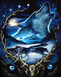 Tattoo Wolf Pack Beautiful 16 New Ideas Wolf Images, Wolf Photos, Wolf Pictures, Native American Wolf, Wolf Artwork, Fantasy Wolf, Wolf Spirit Animal, Wolf Wallpaper, Wolf Love