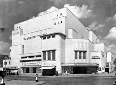 Old Coventry theatre