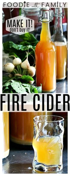Fire Cider call it a folk remedy health tonic or homeopathic remedy but one thing is certain and that is that its delicious Raw apple cider vinegar is infused with the he. Apple Cider Vinegar Remedies, Raw Apple Cider Vinegar, Natural Cold Remedies, Cold Home Remedies, Mixer, Autogenic Training, Coconut Oil Weight Loss, Health Tonic, Women's Health