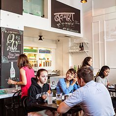 Badmaash restaurant - Los Angeles, CA
