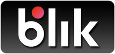 Logo BLIK, #Blikijest