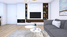 Novostavba na Kolibe ponúkla veľkorysých 50m² dennej časti na vytvorenie moderného interiéru s viacerými zónami. Obývacia časť je minimalistická s rohovou šedou sedačkou, zlatými doplnkami a nábytkovým solitérom s luxusnou mramorovou doskou dizajnovanou na mieru. #avedesign #interierovydesign #interier #navrhinterieru #navrhkuchyne #interior #interiorforinspo #vizualization #bratislava #diningroomideas #dining #jedalen #instahome #koliba #homeinspiration #interiorinspiration #modernhome Flat Screen, Blood Plasma, Flatscreen, Dish Display