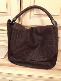 Bottega Veneta Intrecciato hobo My first luxury handbag purchase