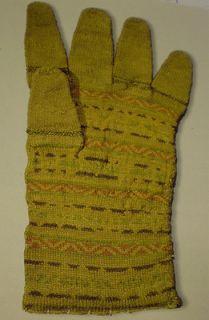 Prêt à porter (1640) de style: Gants en laine pour les doigts Toasty authentiques?
