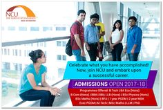 The NorthCap University stands as a research-intensive flagship university dedicated to sending budding leaders out into the world prepared to take on the challenges of tomorrow. Join NCU and experience a student-centric culture that enables you to pursue a career of your dreams in reality.Admissions Open 2017! Apply now at: www.ncuindia.edu#TheNorthCapUniversity #AdmissionsOpen2017 #ApplyNow #HeadStartWithNCU