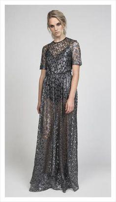 zara dress (wildberry lace)