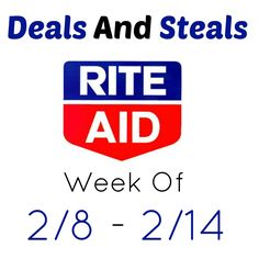 Learn to shop for free/cheap this week at Rite Aid. Deals this week include cheap toothbrushes, mouthwash, Nivea shave gel, snacks and more!