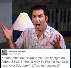 If Seinfeld Was Still A T.V. Show Today - 18 Pics