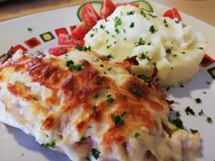 Hungarian Recipes, Meat Recipes, Mashed Potatoes, Bacon, Food And Drink, Vegetables, Ethnic Recipes, Finger, Diet