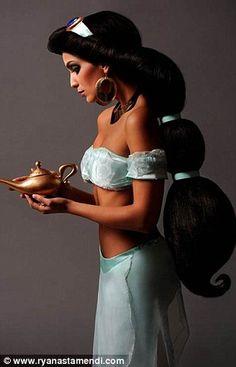 real life jasmine